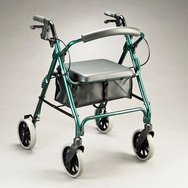 Seat Walkers Rollators Walking Frames