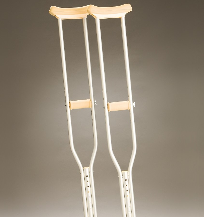 Crutches and accessories