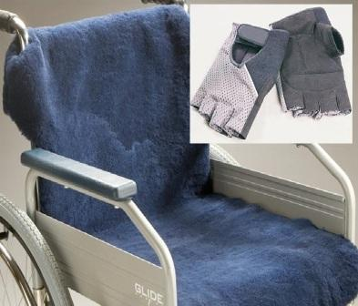 Wheelchair Accessories and Gloves