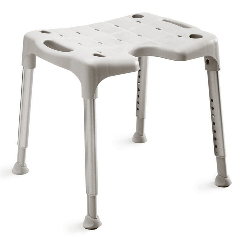 Shower stool Etac Swift, Product Code 81701410 is a lightweight ...