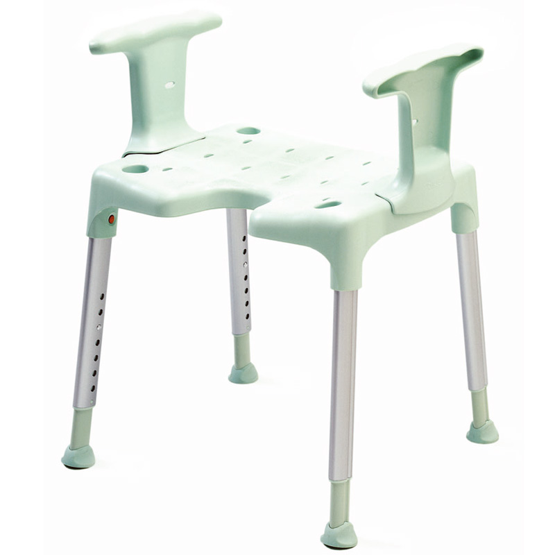 Swift Shower Stool with Armrests. Product Code ETAC-81701020 is a ...