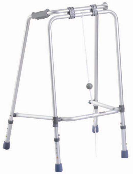 DAYS BALL WALKER HEIGHT ADJUSTABLE 838MM - 915MM Product Code 880-ball walker