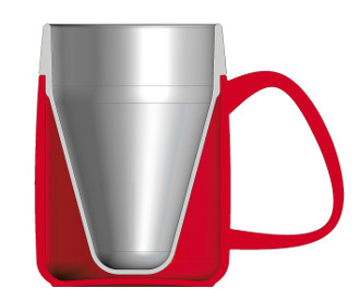 Thermo Mug Vital Ornamin. Product Code 11792