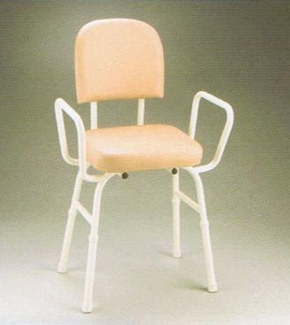 Kitchen Stool with Arms  Product Code 6040