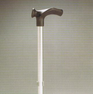 Adjustable Walking stick with Anatomically Moulded Handle - Right Hand. Product Code 710R