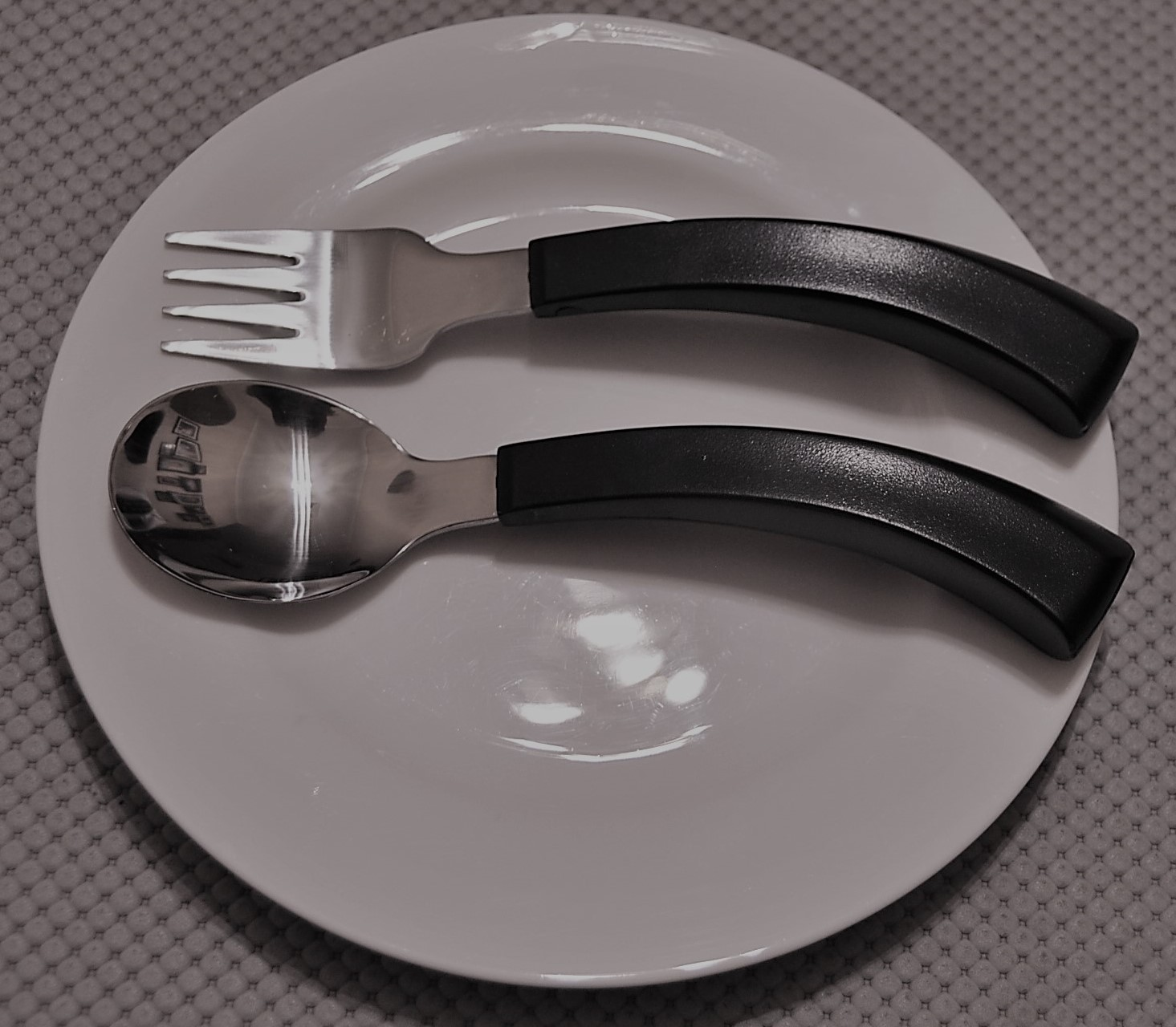 Amefa Cutlery Fork and Spoon Right Handed set.  Product Code AA5585-5586R