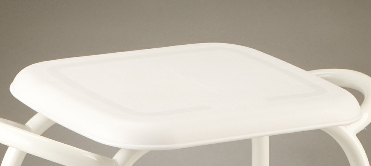Padded Seat for Shower Stool Care Quip Product Code B4001PS