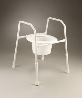 Over toilet Aid Care Quip Aluminium for disabled ...
