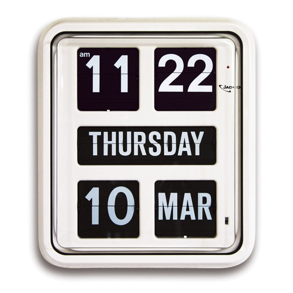Calendar Clock Day of the Week Product Code BQ170