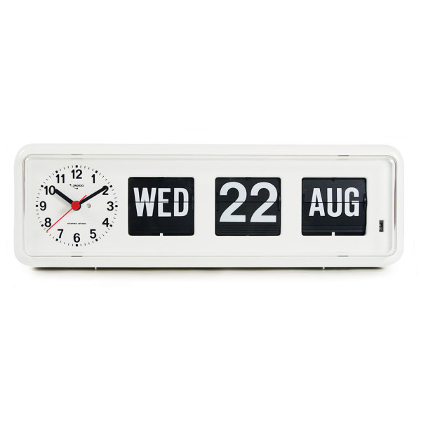 Calendar Clock Automatic Cognitive aid Product Code BQ38