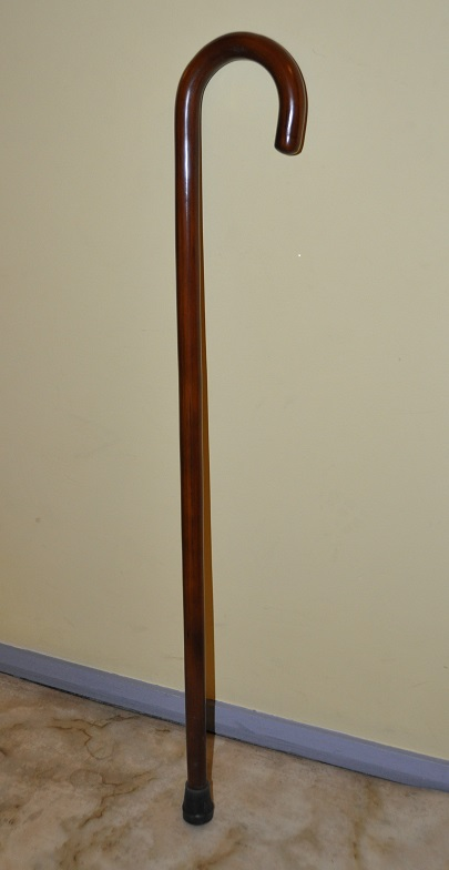 Walking stick Timber Crook Handle Product Code G90