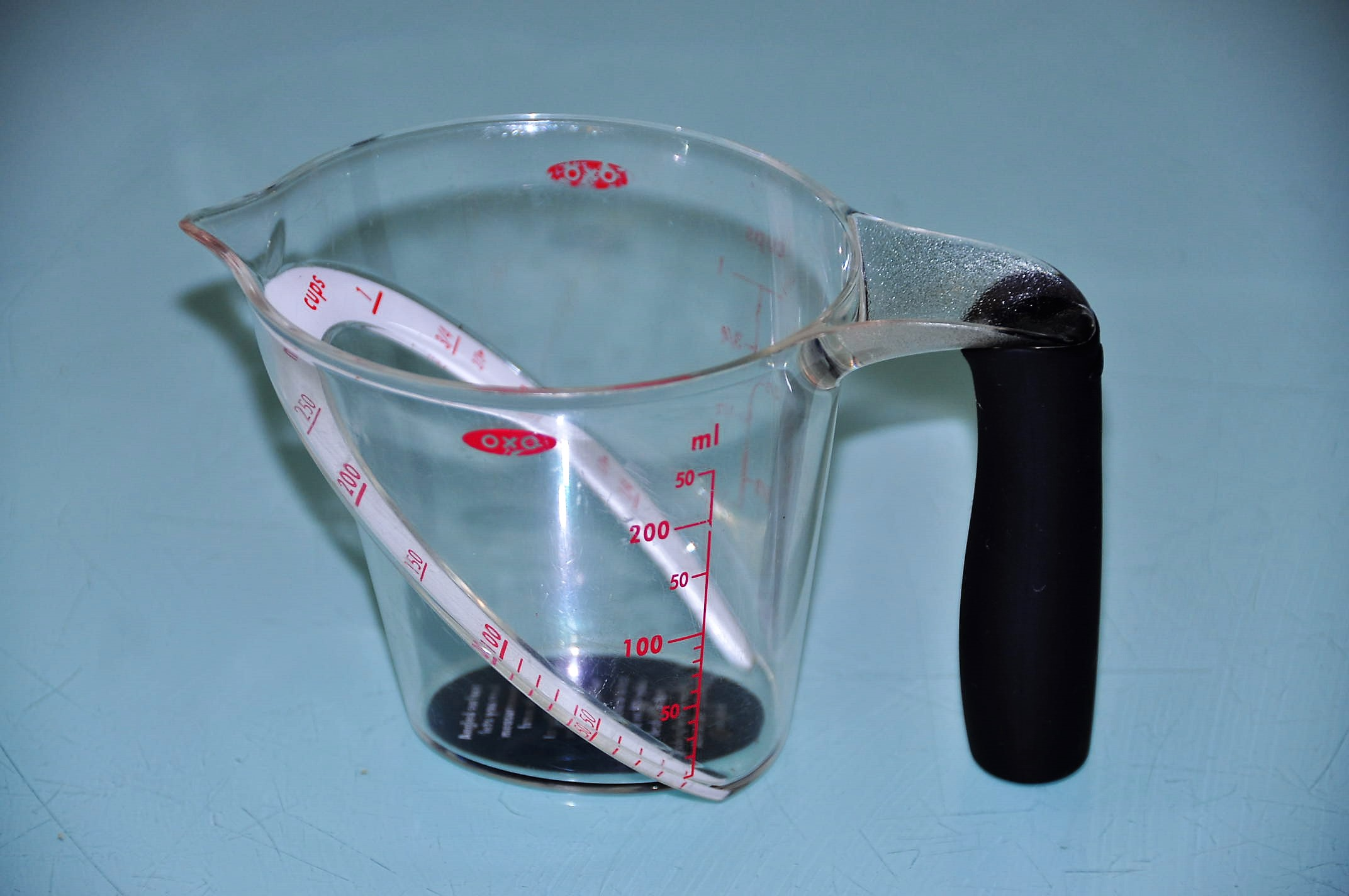 1 Cup Kitchen Angled Measuring Cup OXO Good grips Product Code 1050585