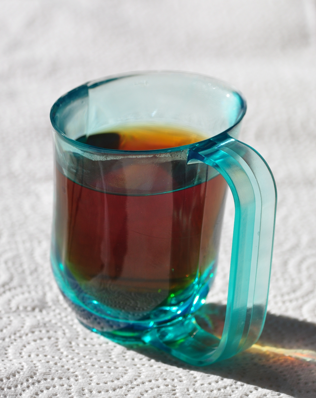 Dysphagia Cup For People Who Have Trouble Swallowing