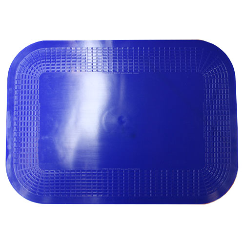 Dycem Matting - 250mm x 350mm Blue 2mm thick Product Code aa6816B
