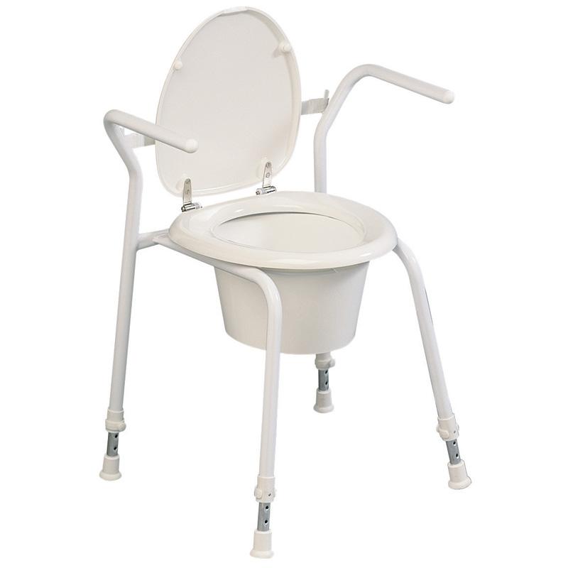Freestanding Toilet Seat Etac Kaskad Product Code Etac-80302012