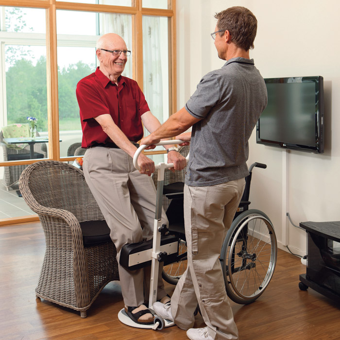 ETAC Patient turner with standing support Product Code 16090104