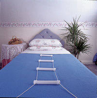 Rope Ladder Bed Hoist.  Product Code H3660