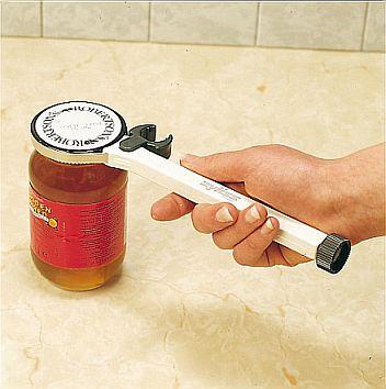 STRONG BOY JAR & BOTTLE OPENER. Product Code aa5020