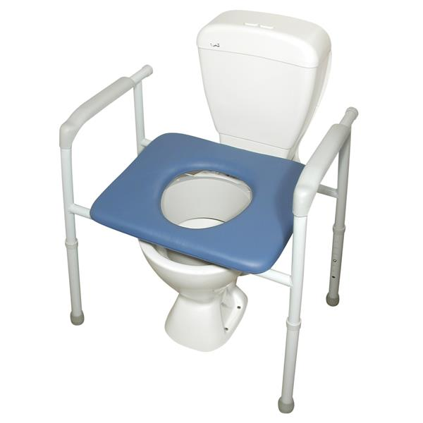 Bariatric All In One Over Toilet Aid Homecraft Product Code MAX-AUSBAT70282