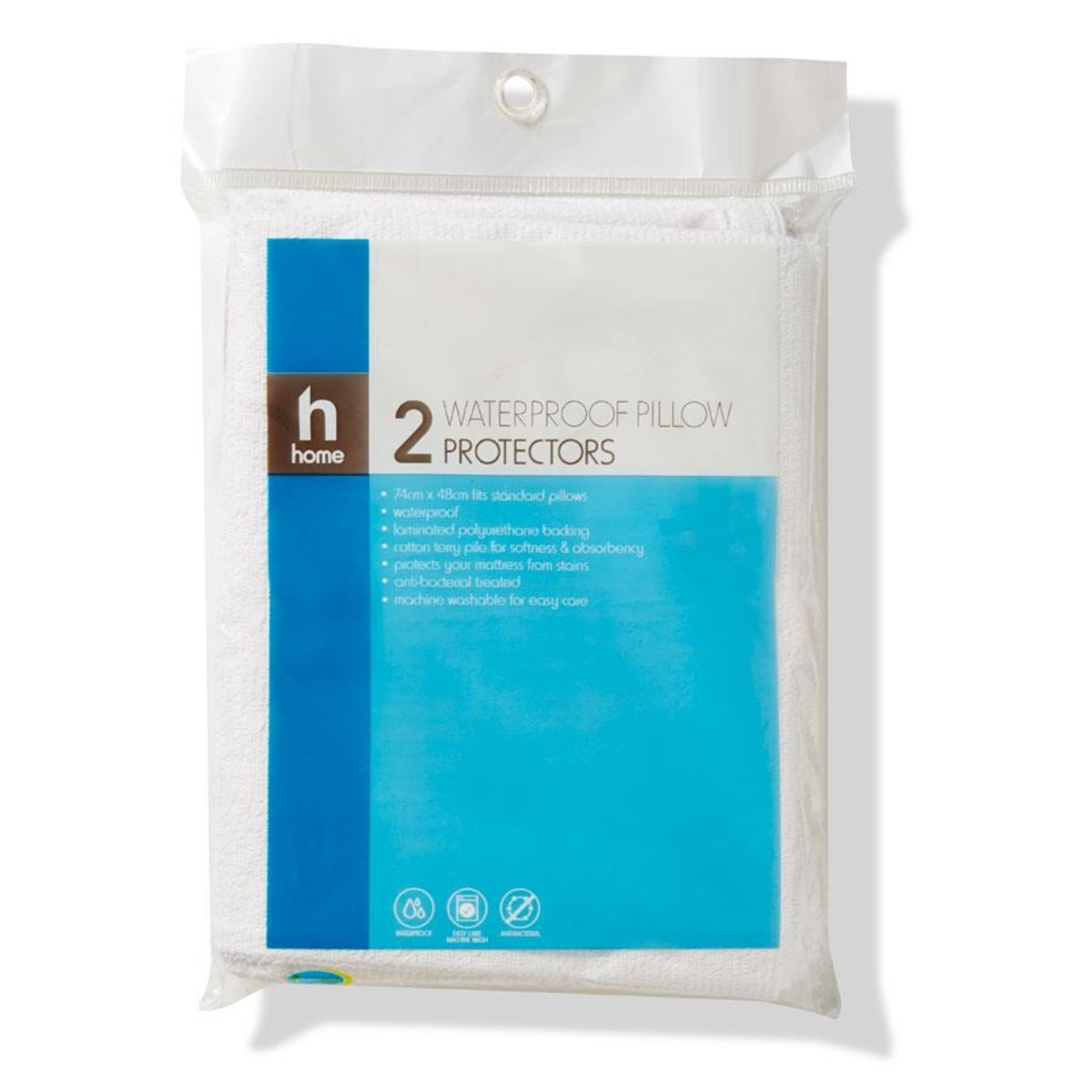 Pillow Waterproof protector pack of 2