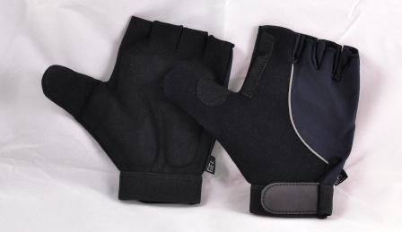 Wheelchair gloves goat skin leather suede: Extra Large.  Product Code 3805GSL