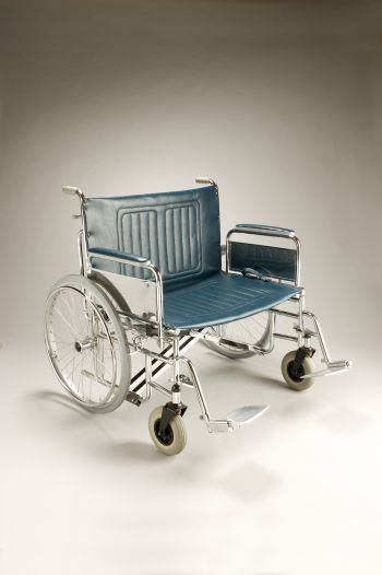 Wheelchair Heavy Duty - Warrior Plus 60 cm  Product Code 605-60