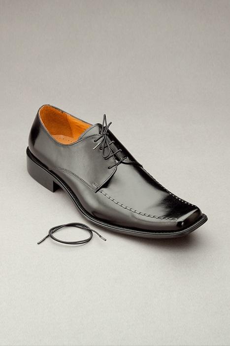 Elastic Shoelaces Black 45 Cm Product Code 4612bl Pack