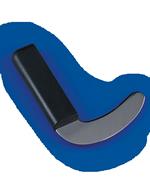 Amefa Angled Knife Product Code AA5584