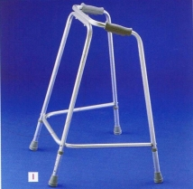 850 Series Non Folding Walking Frame - Tall  Product Code 850/3