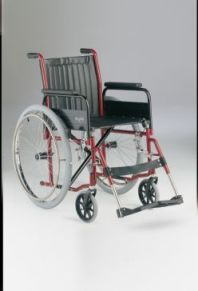 Wheelchair - Glide Series 1 43cm (Seat Width)  Product Code SW43