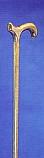 Walking stick Timber Straight T-Handle Ladies Product Code L192