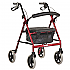 Seat walker Better Living All Terrain Wheeled Walker Product Code BL1423