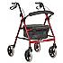 Seat walker Better Living All Terrain Wheeled Walker Product Code BL8187