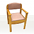 Bedside Commode Royale Product Code #acol-B1067