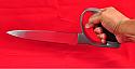 Homecraft Reflex Comfort Grip Cutlery, Chef's Knife smooth blade. Product Code 091207810