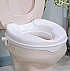Raised Toilet Seat Savanah 50 mm. No Lid. Product Code AA2112