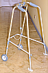 DAYS BALL WALKER with wheels and glides HEIGHT ADJUSTABLE 838MM - 915MM Product Code 880-ball walker - wh-s & glide