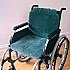 Wheelchair Sheepskin Covers Seat and Back set Product Code SB-40